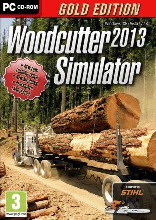 Woodcutter Simulator 2013 Gold Edition - wersja cyfrowa