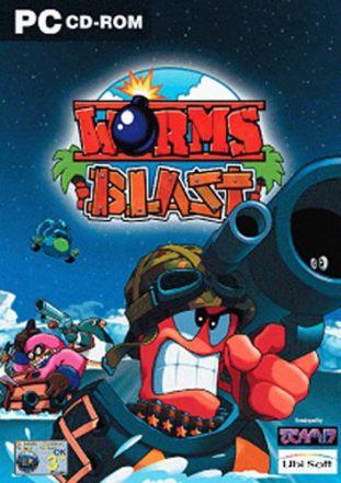 Worms Blast - wersja cyfrowa