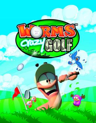 Worms Crazy Golf - wersja cyfrowa
