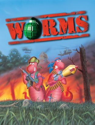 Worms - wersja cyfrowa