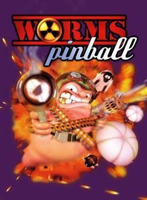 Worms Pinball - wersja cyfrowa