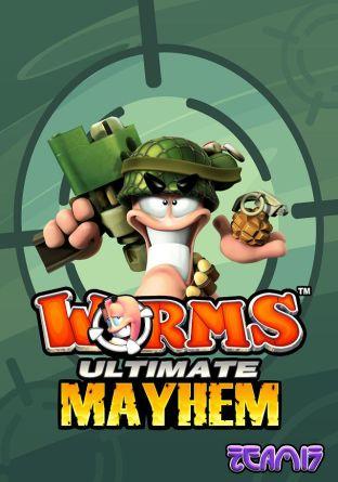Worms Ultimate Mayhem - Deluxe Edition - wersja cyfrowa