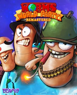 Worms World Party Remastered - wersja cyfrowa