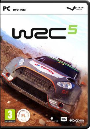 WRC 5 - wersja cyfrowa
