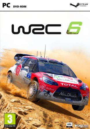 WRC 6 FIA World Rally Championship + DLC - wersja cyfrowa