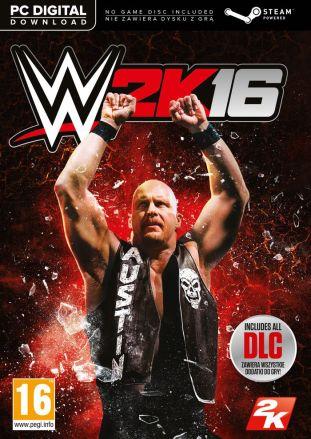 WWE 2K16 - wersja cyfrowa
