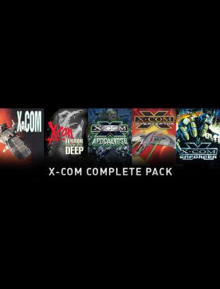 X-COM: Complete Pack - wersja cyfrowa