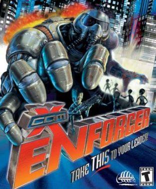 X-COM: Enforcer - wersja cyfrowa