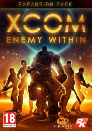 XCOM: Enemy Within - wersja cyfrowa