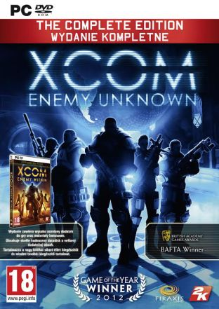 XCOM: Enemy Unknown - Wydanie kompletne - wersja cyfrowa