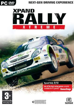 Xpand Rally Extreme - wersja cyfrowa