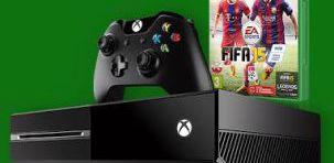 Konsola XBOX ONE + FIFA 15