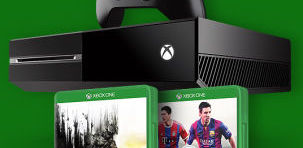 Xbox One + FIFA 15 + Dying Light