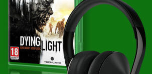 Xbox One - Stereo Headset + Dying Light