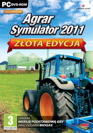 AGRAR Symulator 2011 Złota Edycja