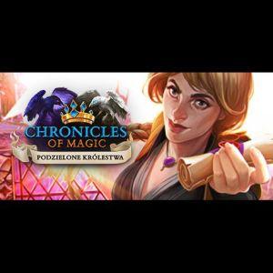 Chronicles of Magic: Podzielone Królestwa