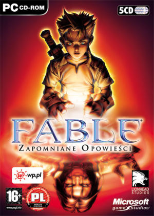 fable the lost chapters cd key: