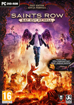 Telecharger Saints Row Gat out of Hell Sur PC Avec Crack