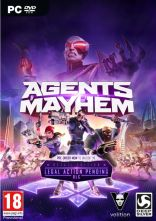 Agents of Mayhem - wersja cyfrowa
