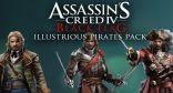 Assassin's Creed IV: Black Flag - Illustrious Pirates Pack - DLC