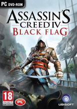 Assassins Creed IV: Black Flag + bonusy - wersja cyfrowa