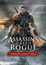 Assassin's Creed Rogue - The Templar Legacy Pack - wersja cyfrowa