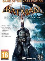 Batman: Arkham Asylum - Game of the Year Edition - wersja cyfrowa
