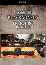 Blackguards Franchise Bundle - wersja cyfrowa