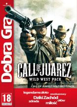 Call of Juarez: Wild West Pack - wersja cyfrowa
