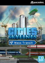Cities: Skylines - Mass Transit - DLC