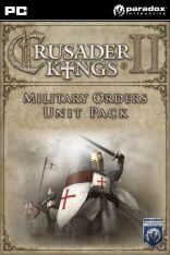 Crusader Kings II: Military Orders Unit Pack - wersja cyfrowa