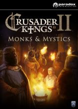 Crusader Kings II: Monks & Mystics - DLC (PC/MAC/LX)