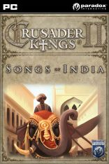 Crusader Kings II: Songs of India - wersja cyfrowa