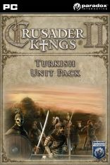 Crusader Kings II: Turkish Unit Pack - wersja cyfrowa