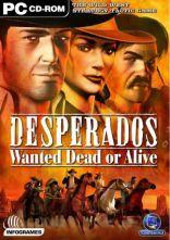 Desperados - Wanted Dead or Alive - wersja cyfrowa