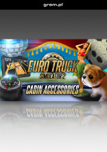 Euro Truck Simulator 2: Cabin Accessories - DLC