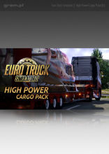 Euro Truck Simulator 2: High Power Cargo Pack DLC - wersja cyfrowa