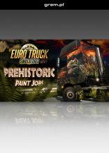Euro Truck Simulator 2: Prehistoric Paint Jobs DLC