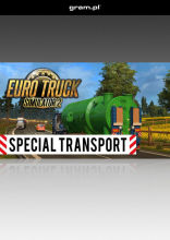 Euro Truck Simulator 2 - Special Transport - wersja cyfrowa