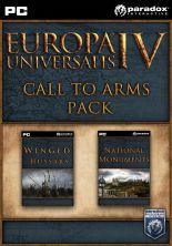Europa Universalis IV: Call-to-Arms Pack - wersja cyfrowa