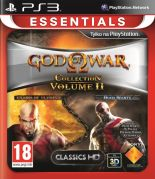 God of War Collection Volume II Essentials