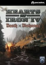 Hearts of Iron IV: Death or Dishonor - DLC