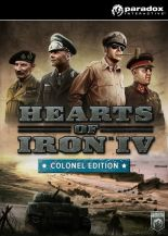 Hearts of Iron IV: Colonel Edition - wersja cyfrowa