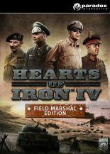 Hearts of Iron IV: Field Marshal Edition - wersja cyfrowa
