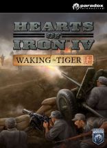 Hearts of Iron IV Waking the Tiger DLC