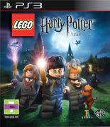LEGO Harry Potter Lata 1-4 Essentials