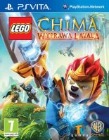 LEGO Legends of Chima: Wyprawa Lavala