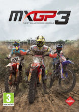 MXGP3 - The Official Motocross Videogame - wersja cyfrowa