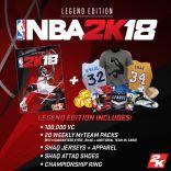 NBA 2K18 Legend Edition - wersja cyfrowa