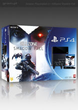 PlayStation 4 + Killzone: Shadow Fall + DualShock 4 + Kamera
